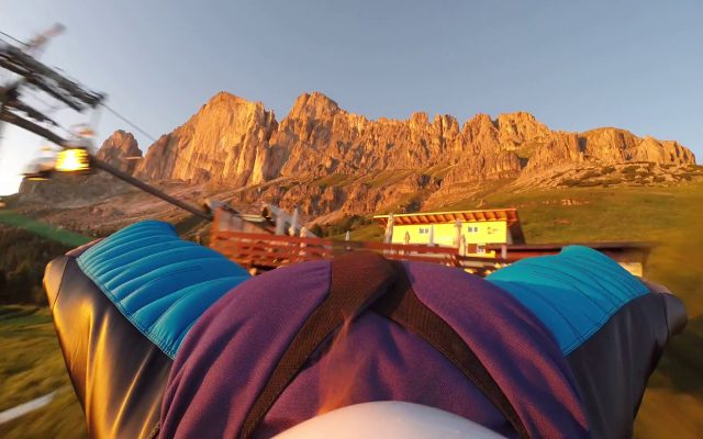 Dolomiten 2020 || Wingsuit Paradies